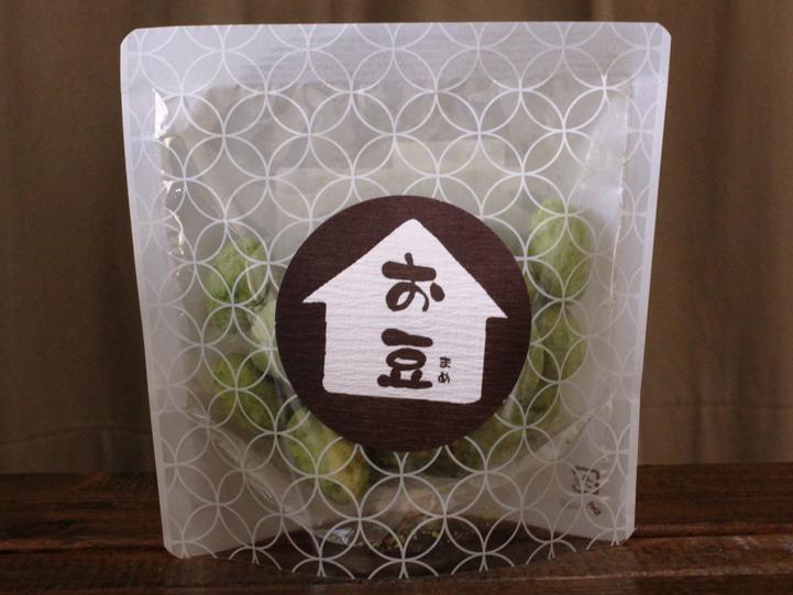 吉村 パッケージ 和柄 スタンド袋