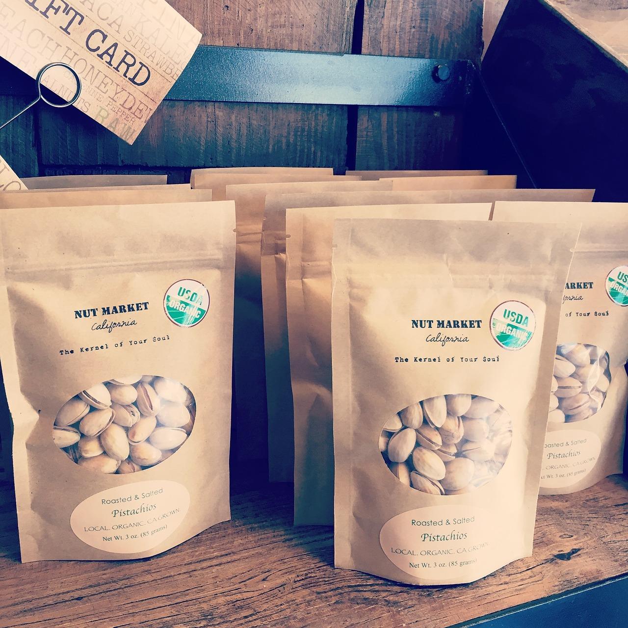 スタンド袋?ガゼット袋?プロから学んだ食品包装に便利な袋の種類5選(写真付き)