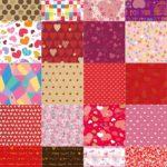 バレンタインデーにおすすめ!「商い支援」で見つかる可愛いハート柄包装紙