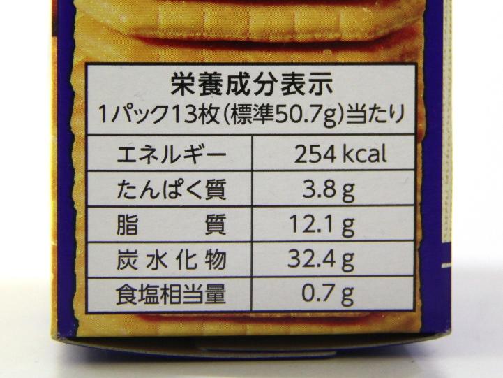 栄養成分表示 書き方 フォーマット