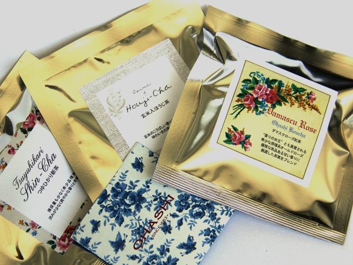OHASHI ティーバッグ 日本茶